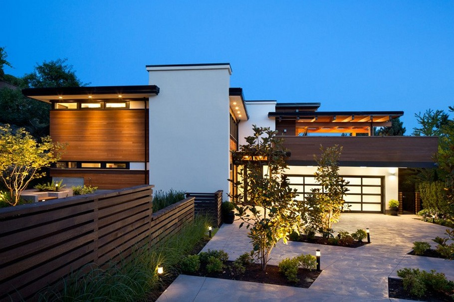 contemporary home in Vancouver, Canada 3