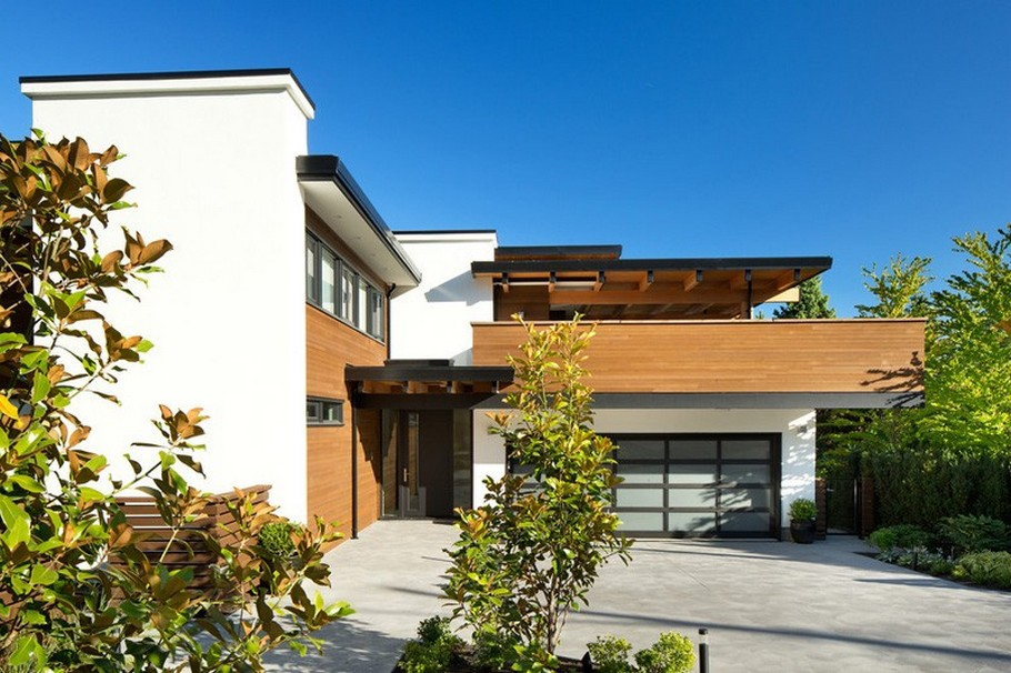 contemporary home in Vancouver, Canada 5