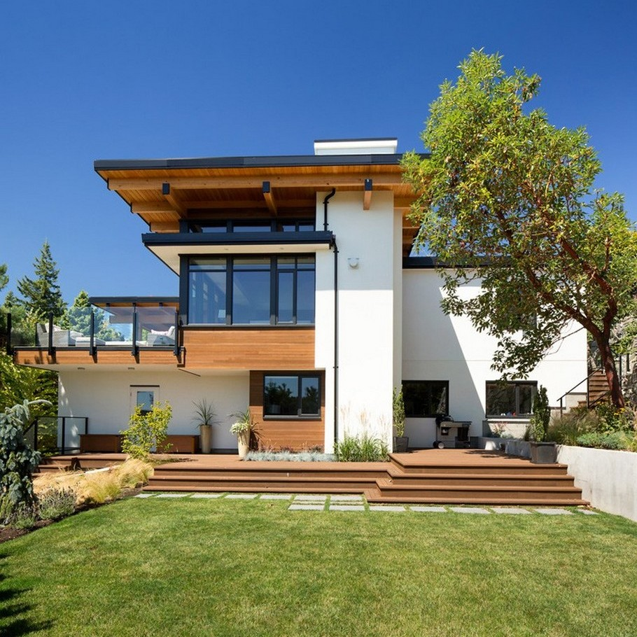 Contemporary burkehill house vancouver canada by for Home designs vancouver