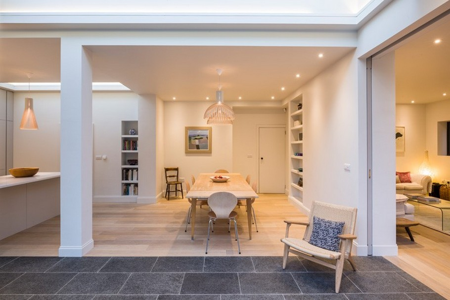 A Contemporary Extension To A 1930's London Property 6