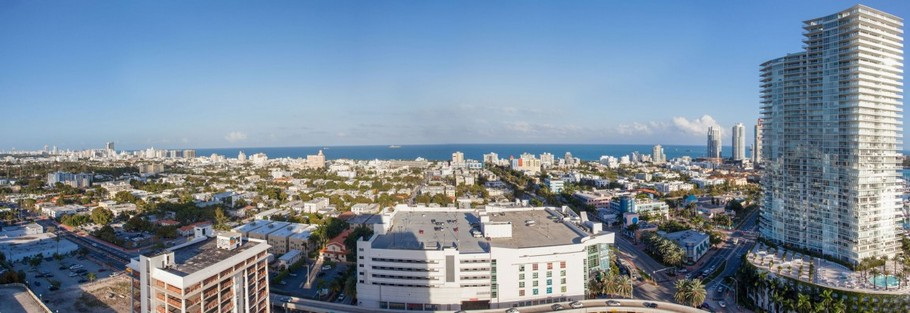 The Ultimate Luxury Miami Beach Party Penthouse is For Sale 1