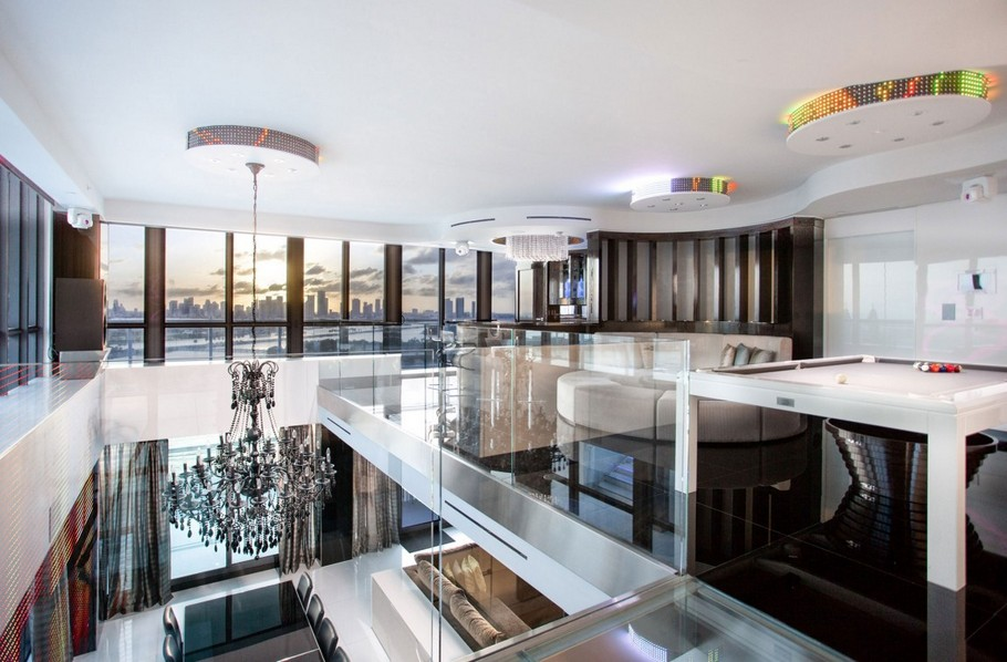 The Ultimate Luxury Miami Beach Party Penthouse is For Sale 10