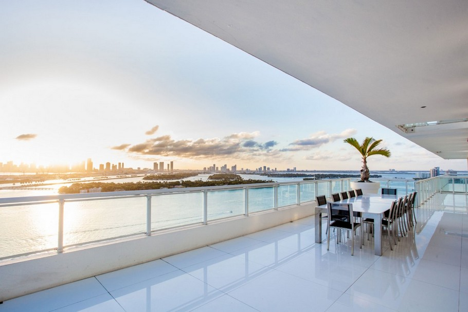 The Ultimate Luxury Miami Beach Party Penthouse is For Sale 2