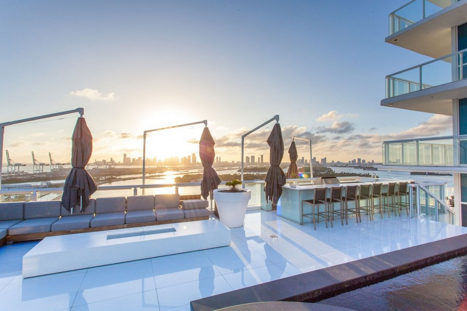 The Ultimate Luxury Miami Beach Party Penthouse is For Sale 29