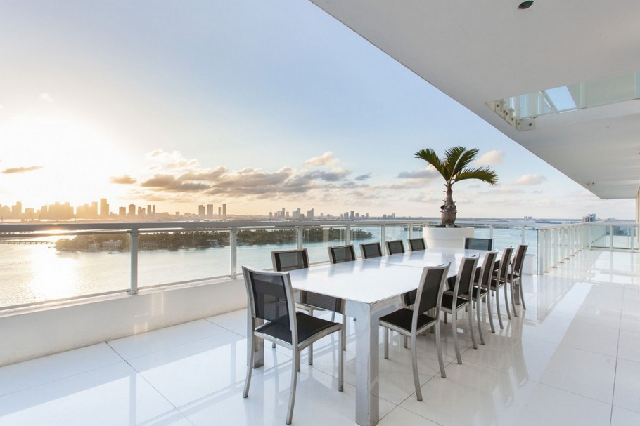 The Ultimate Luxury Miami Beach Party Penthouse is For Sale 3