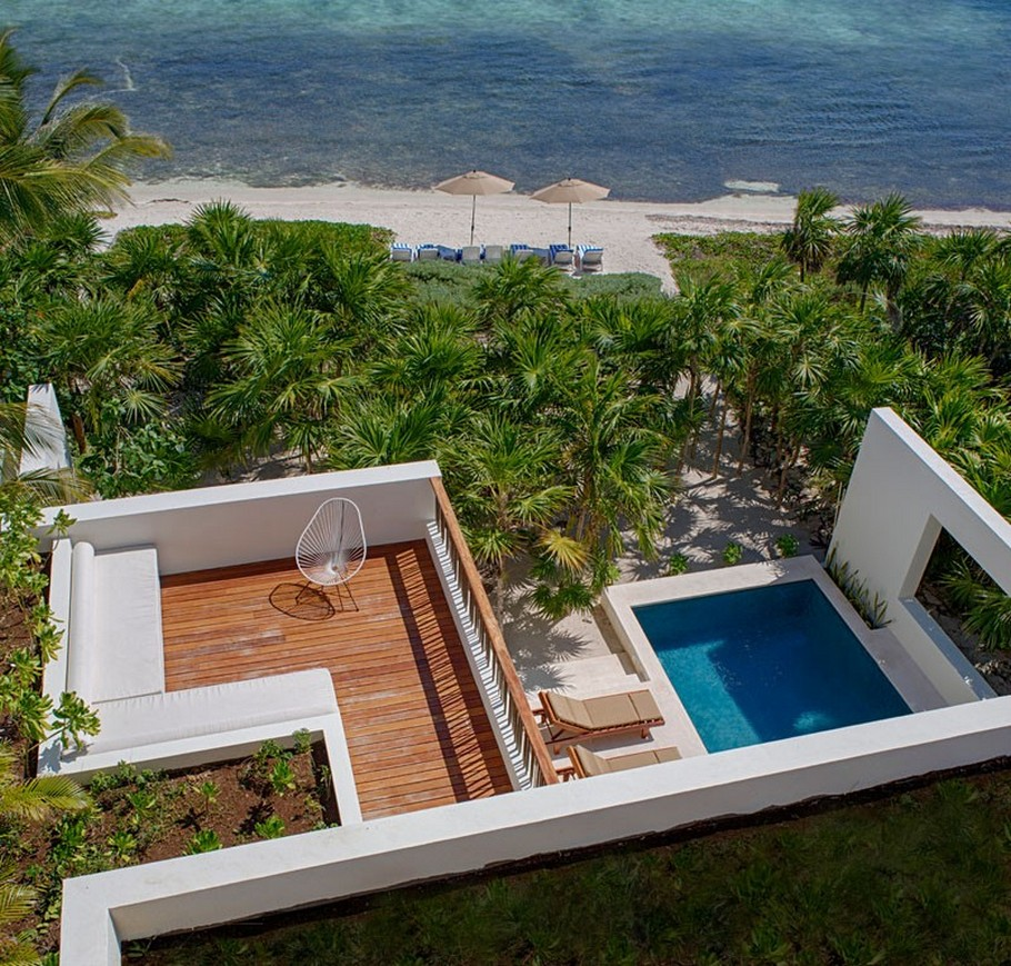luxury hoiday villa mexico 3