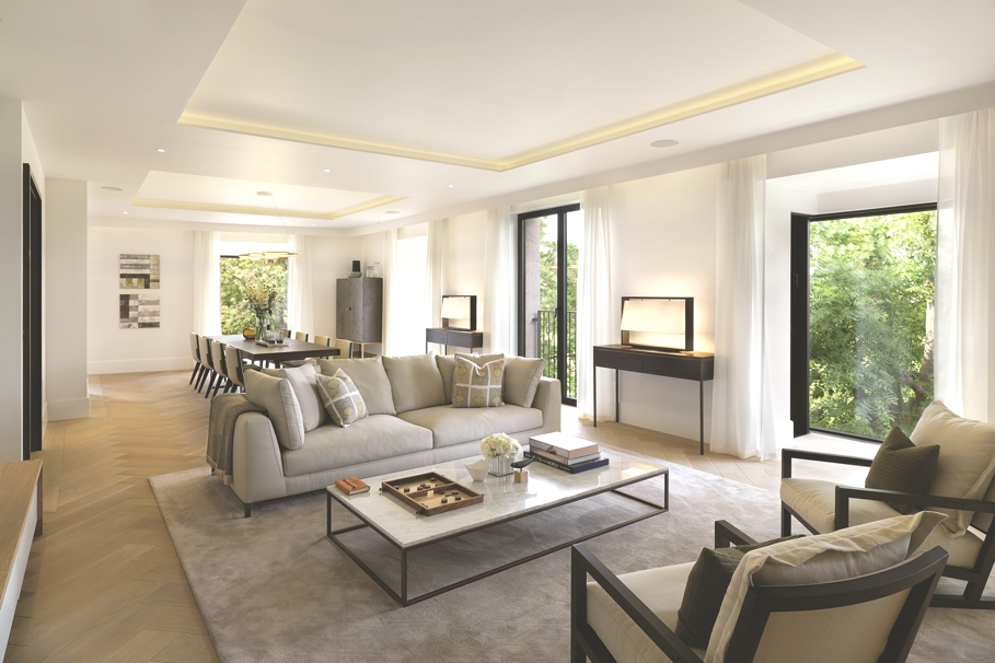 50 St Edmundu0027s Terrace: Luxury New Show Apartments, London