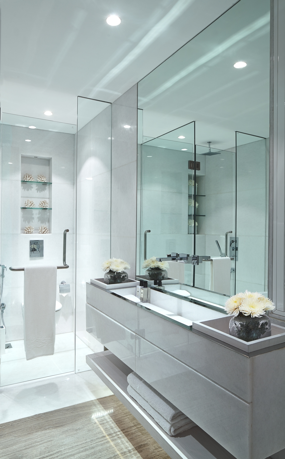 8 and float - Bathroom Designs In Mumbai
