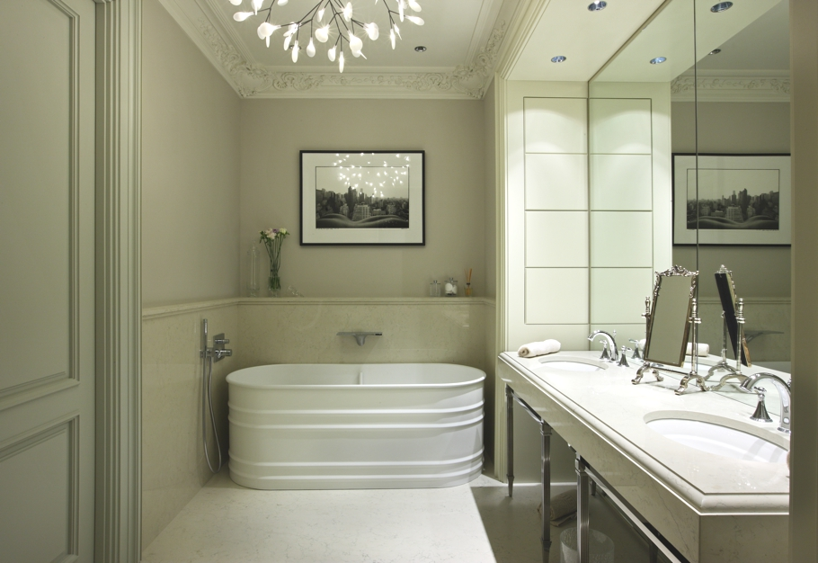 15 inspirational spaces and the bathroom design ideas that for Luxury bathroom ideas uk