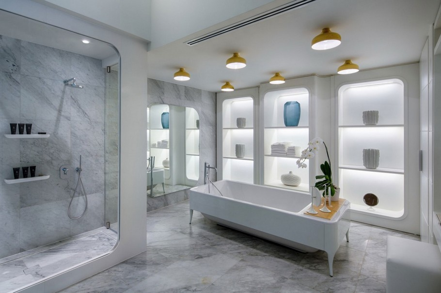 15 Inspirational Spaces And The Bathroom Design Ideas That Made Them Adelto