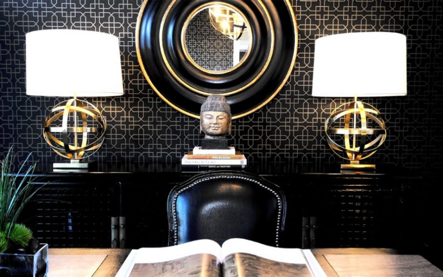 black-and-gold-room-ideas